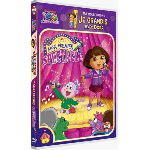 Dora l'exploratrice - Ma collection : Je grandis avec Dora - Mon premier spectacle [DVD]