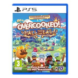 Overcooked All You Can Eat (PS5) [PS5]