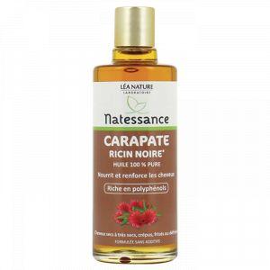 Natessance Carapate Ricin Noire - Huile 100% pure