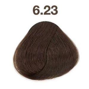 L'Oréal Majirel 6.23 blond foncé irise doré - Coloration crème de beauté