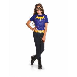Déguisement Classique Batgirl Fille 5 À 7 Ans