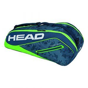 Head Tour Team 6R Combi Raquette de tennis Sac N/A bleu marine/vert