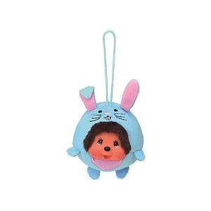 Bandai Monchhichi Mini balls Lapin