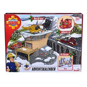 Simba Toys Calendrier Avent Sam le pompier 2018