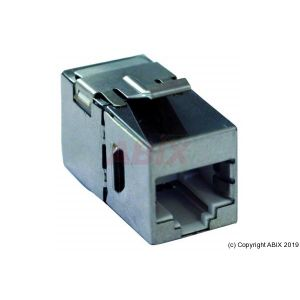 Bachmann 940.044 - Boîtier modulaire (couplage) - CAT 6 - RJ-45 - 1 port