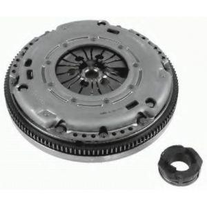 Sachs Kit d'embrayage 4 pièces 3000951790