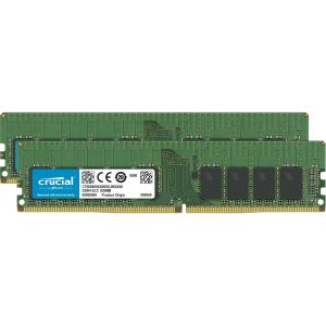 Crucial DDR4 64 Go (2 x 32 Go) 2933 MHz ECC Registered CL21 DR X4