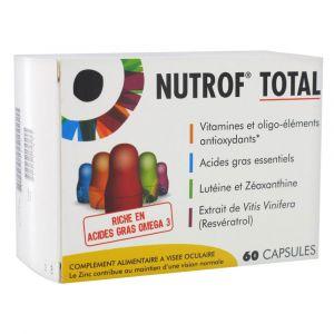Théa Nutrof Total - Bien-être des yeux 60 capsules