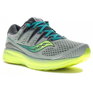 Saucony Triumph ISO 5 M Chaussures homme Vert - Taille 40