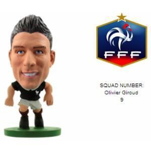 SoccerStarz Figurine Olivier Giroud (France)