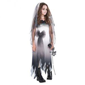 Déguisement zombie mariée (12-14 ans)