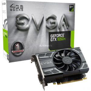 Evga 04G-P4-6251-KR - Carte graphique GeForce GTX 1050 Ti Gaming 4 Go
