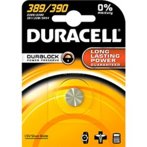 Duracell Wwatch SR54 - Pile bouton 1,5V
