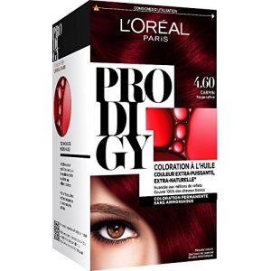 L'Oréal Prodigy 4,60 Carmin, Couleur Extraordinaire