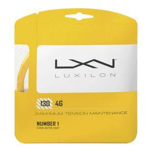 Luxilon Ficelle 4g 12.2 M - Gold - Taille 1.30 mm