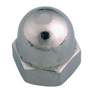 VisWood Écrou borgne Inox - Ø 10 mm - Boîte de 50