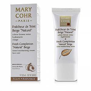Mary Cohr Fraîcheur de teint beige naturel - Crème bonne mine