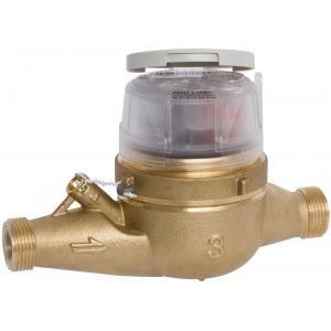 Jacob Delafon MSD20P190C80-FC - Compteur vitesse MSD eau froide DN20 26x34mm