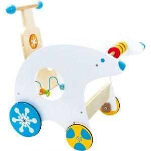 Legler 4758 - Chariot de marche ours polaire