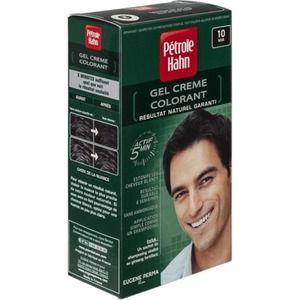 Pétrole Hahn Coloration crème noir N°10 pour homme