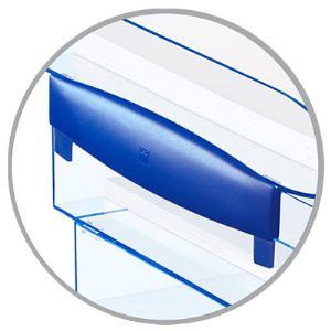 CEP Office Solutions jeu de 2 rehausses pour corbeille à courrier