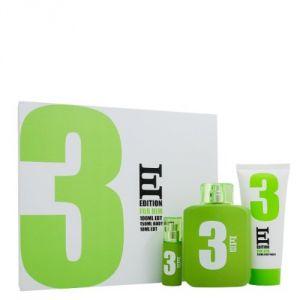 Jigsaw Edition N°3 - Coffret eau de toilette, gel douche et miniature 10 ml