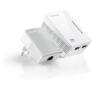 TP-Link TL-WPA4220KIT - Kit Extenseur CPL AV500 Wi-Fi N 300