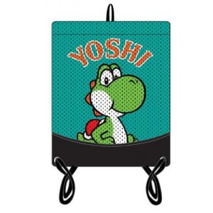 Bioworld Sac de gym Super Mario Bros Yoshi