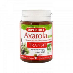 Super Diet Axarola Bio Transit - 100 comprimés