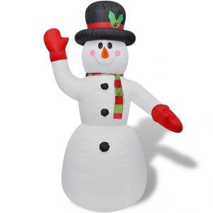 Bonhomme de neige gonflable (240 cm)