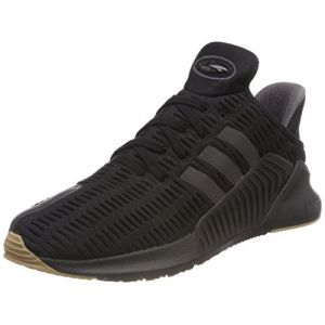 Adidas Climacool 02/17 Homme, Noir (Negbas/Carbon/Gum416 000), 45 1/3 EU