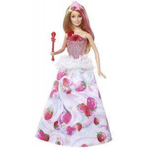 Mattel Barbie Princesse Bonbons Dreamtopia sons et lumières