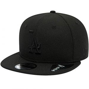 New era A Diamond Era 9fifty Losdod Blkblk Casquette Mixte Adulte, Noir, S/M