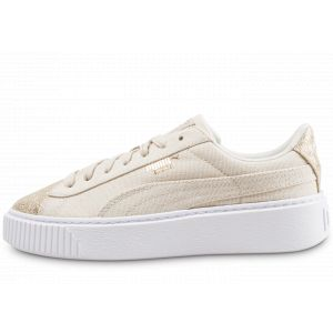 Puma Basket Platform Canvas W's 36649401, Basket - 39 EU
