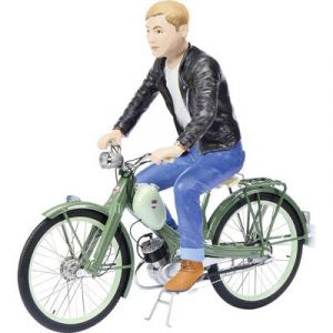 Schuco Modèle réduit de moto 450662800 1:10