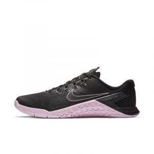 Nike Chaussure de cross-training et de renforcement musculaire Metcon 4 Homme - Noir - Taille 45