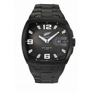 All Blacks 680117 - Montre pour homme avec bracelet en acier