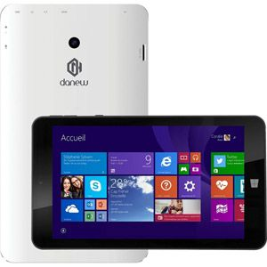 "Danew i716 - Tablette tactile 7"" 16 Go sous Windows 8.1"
