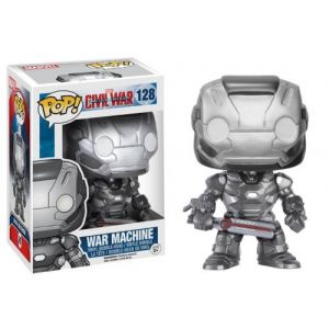 Underground Toys Pop! #128 - Marvel Civil War War Machine