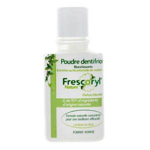Frescoryl Dentifrice poudre