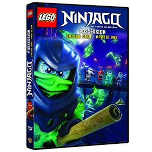 LEGO Ninjago, Les maîtres du Spinjitzu - Saison 5 - Partie 1 [DVD]