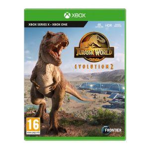 Jurassic World Evolution 2 (Xbox One/Xbox Series X) [XBOX One, Xbox Series X|S]