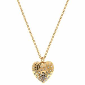 Guess UBN51492 - Collier en métal doré pour femme