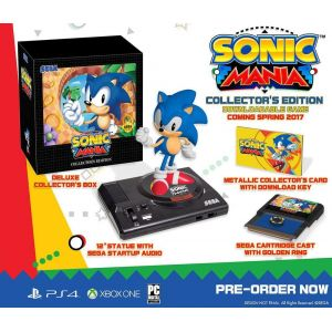 Sonic Mania : Édition Collector Nintendo Switch [Switch]