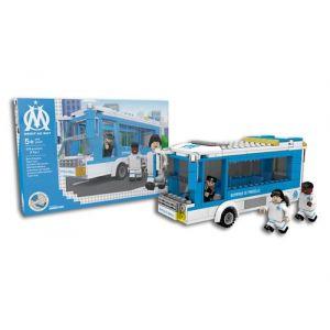 Megableu NANOSTAR Bus à construire Olympique de Marseille