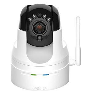 D-link DCS-5222L - Caméra de surveillance IP motorisée