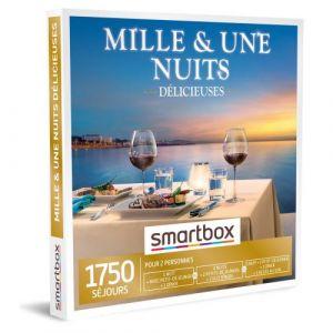 Smartbox Coffret cadeau Mille et une nuits délicieuses