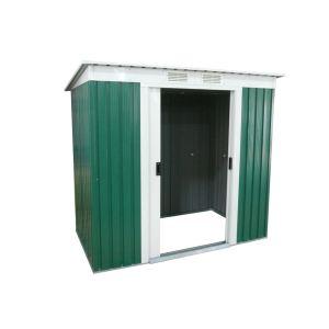 Ringo - Abri de jardin en acier galvanisé 3 m2