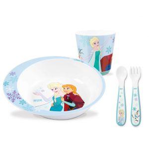 Nuk Coffret vaisselle Frozen