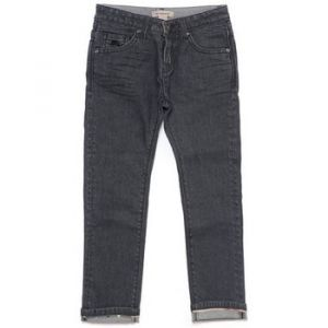 Burberry Pantalon enfant denim gris